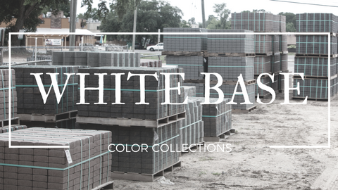 Color Selections - White Cement Base