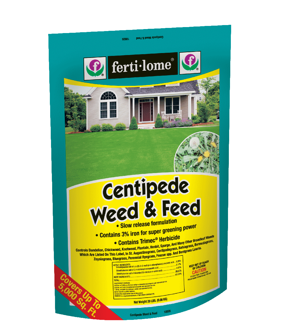 Centipede Weed & Feed